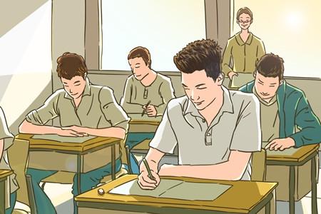 考场中做物理题慢的原因及解决办法