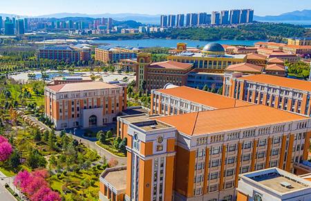 校友会2020中国各地区一流大学排名(西南三省)
