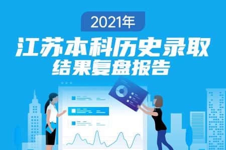 2021江苏本科历史录取结果复盘报告